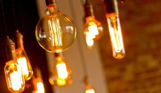 カフェ風のおしゃれ電球エジソンランプが魅力的!【インテリア好き集合】