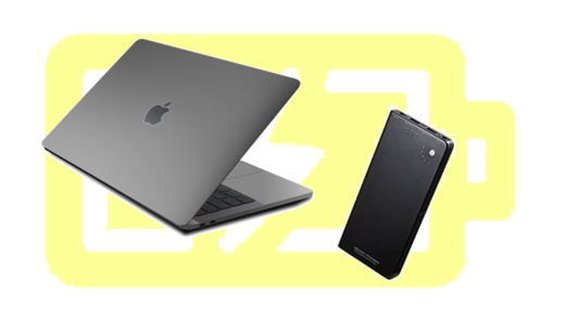 【MacBook・Windows】モバイルバッテリーでPCを充電する方法